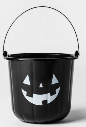 Black Halloween Pumpkin Jack O