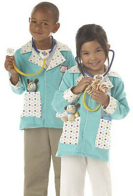 MAKE-A-WISH ANIMAL VETERINARIAN VET CHILD HALLOWEEN COSTUME TODDLER LARGE - Make A Halloween Costumes