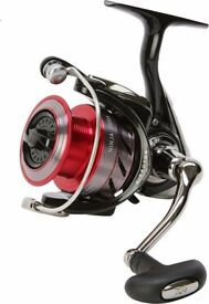 Daiwa Ninja Front Drag Spinning Reel 3000A New With Warranty RRP £54.99