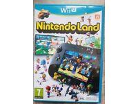 Nintendo Wii U (black) complete with 17 games