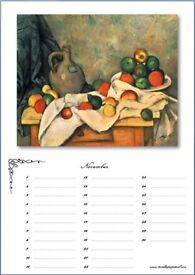 Job lot of 5 Perpetual Calendars