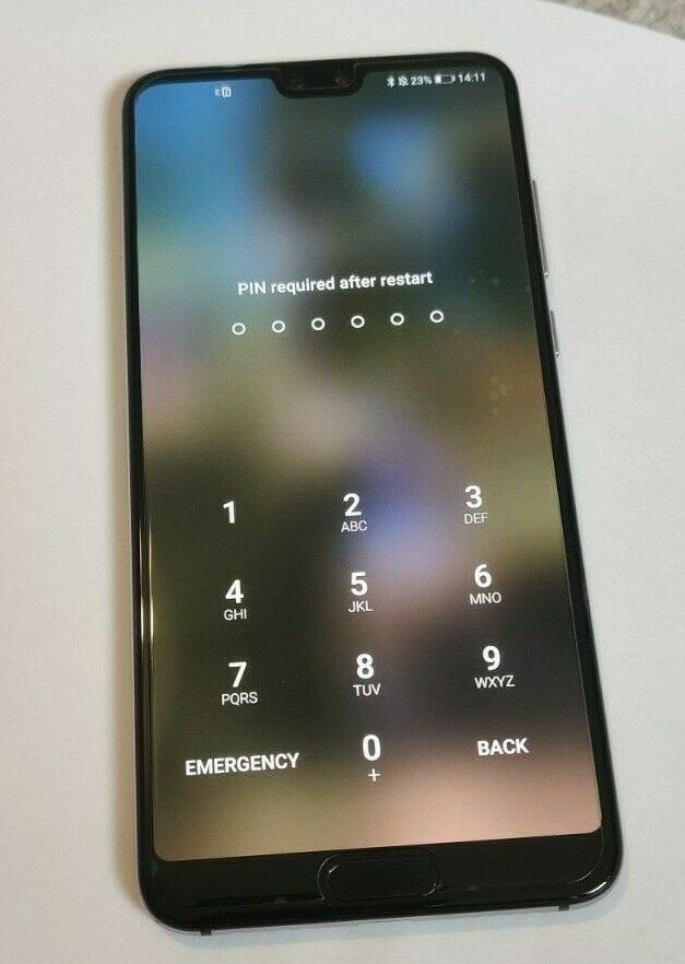 Android Phone - HUAWEI P20 PRO 128GB - UNLOCKED - Twilight - Mobile Phone