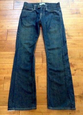 Selten! Vintage Retro Levi's Silvertab Moderne Stiefel Loch Herren Jeans 30x32