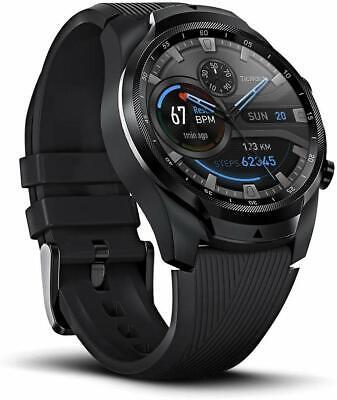 TicWatch Pro 4G/LTE Dual Screen Sleep Tracking Swim-Ready 4G für DE-Vodafone
