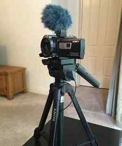 Sony PJ760V Handycam Complete Videographer Kit St Peters Marrickville Area Preview
