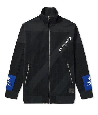 Adidas Consortium x MASTERMIND WORLD Japan Track Top Zip Sweatshirt Black MMW XL