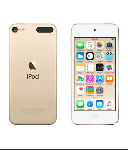 Ipod touch, gold, 32gb, last generation