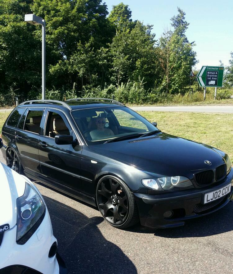 bmw e46 330d m sport touring in witham essex gumtree. Black Bedroom Furniture Sets. Home Design Ideas