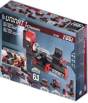 Unimat 1 Classic 6 In 1 Benchtop Tool - Lathe