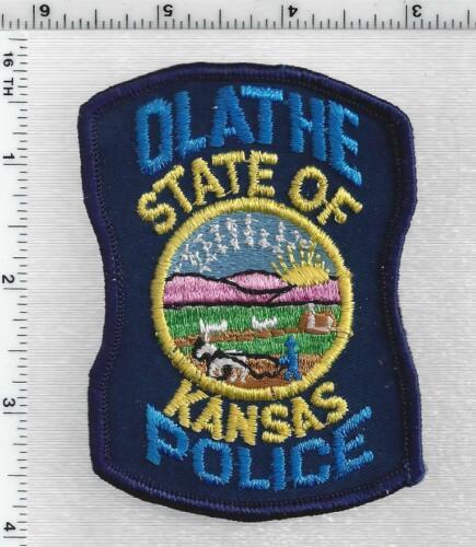 Olathe Police (Kansas) 1st Issue Shoulder Patch