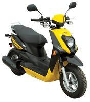 2014 Yamaha BWs 50 ZUMA X