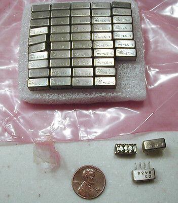 Mini-circuit .1-300 Mhz Transformer Tmo1.5-1 3 Pcs. Nos Cheap