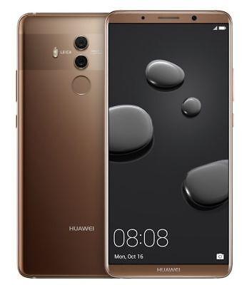 "Huawei Mate 10 Pro BLA-L29 128GB (FACTORY UNLOCKED) 6.0"" - Mocha Brown"