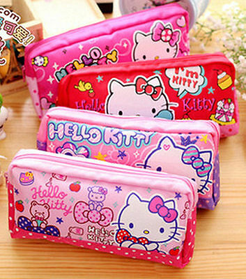 Kawaii Hellokitty Pencil Bag Storage Pouch Bag Lm2277