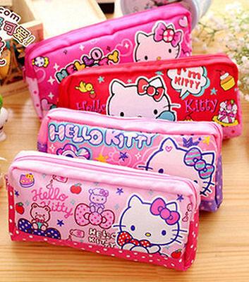 Kawaii Hellokitty Pencil Bag Storage Pouch Bag Lm2277