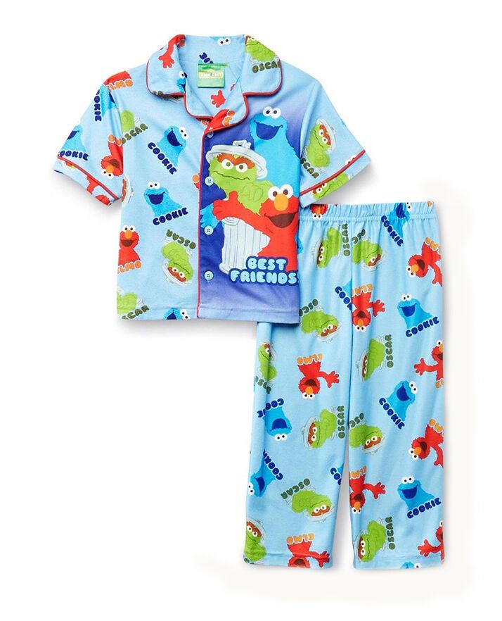 Sesame Street Elmo Pyjamas