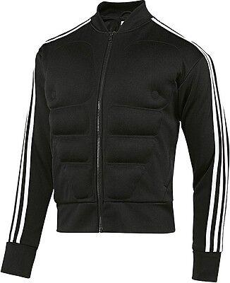 Nwt ~ Adidas Jeremy Scott Gorilla Jogginganzug Hemd Jacke Top Obyo Firebird ~