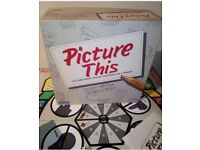 """""""PICTURE THIS"""" Board game by Marchon RARE 1987"""