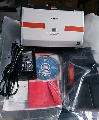 Canon ImageFORMULA DR-M160II Document Scanner 600dpi 60ppm M111092 GX300508