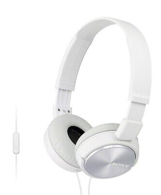 AURICULARES SONY MDRZX310APW BLANCO MICRO
