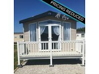 DISCOUNTED BREAKS: HILL VIEW: PRESTHAVEN BEACH RESORT, PRESTATYN: SLEEPS 7 MAX, NO PETS