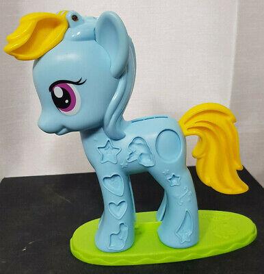 "Play-Doh My Little Pony Rainbow Dash Style Salon 7"" Plastic Figure Figurine Toy"