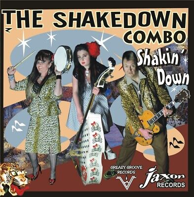 SHAKEDOWN COMBO - Shakin' Down CD - NEW - Rockabilly