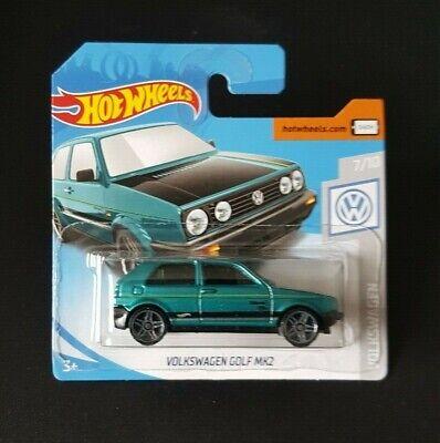 Hot Wheels  Volkswage  Golf  MK2 1/64