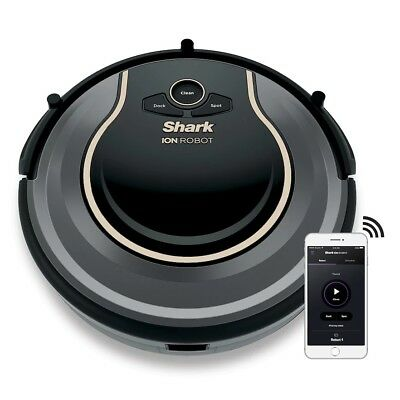 Shark ION ROBOT 750 Vacuum with WiFi Connectivity + Voice Control RV750