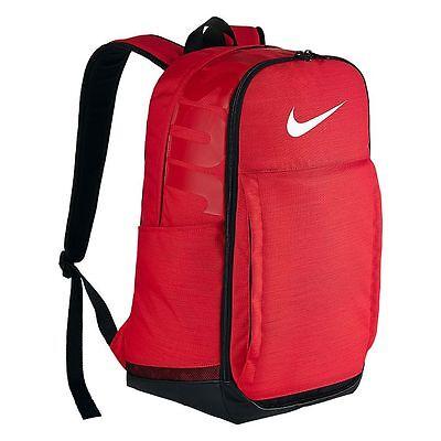 da088661587cd Nwt Nike Brasilia 7 Rucksack University Rot