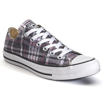 Converse Plaid Sneakers (NIB Converse Chuck Taylor All Star Plaid Sneakers Womens 12 13 14 FREE SHIPPING!)