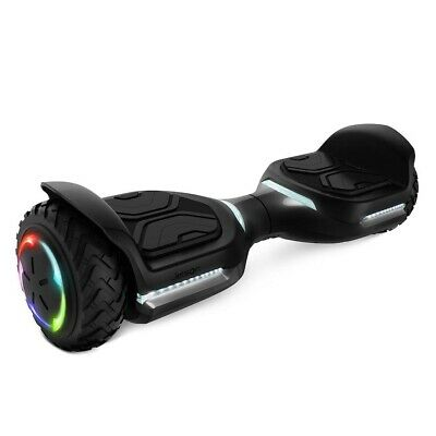 Jetson Nitro Hoverboard with LED Light-Up Wheels, Bluetooth