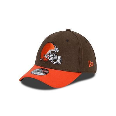 Adult Cleveland Browns New Era NFL Change Up Classic Heather 39THIRTY Cap