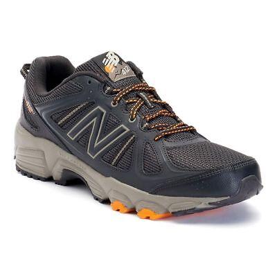 New Men S New Balance 412 Trail Running Shoes    In Dark Brown Orange