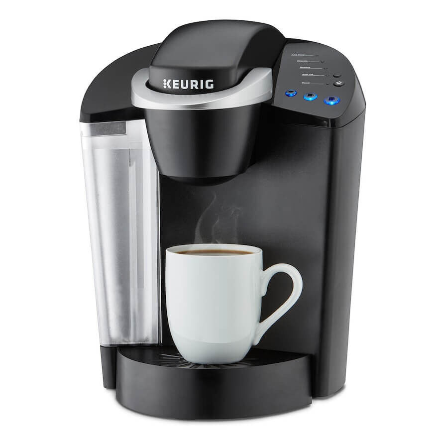 $69.90 - Keurig K55 Single Serve Programmable K-Cup Pod Coffee Maker, Black , NEW!!!