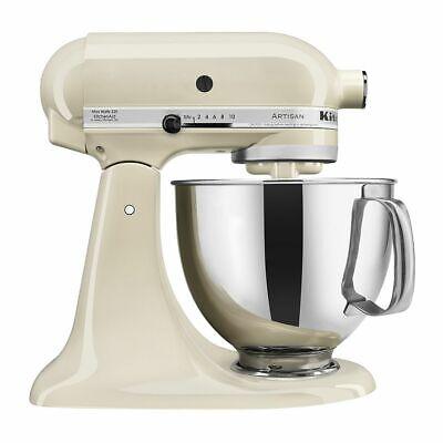*Brand New* KitchenAid KSM150PSAC 5 Quart 325W Stand Mixer - Almond Cream