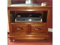 Mahogany TV Unit/Cabinet