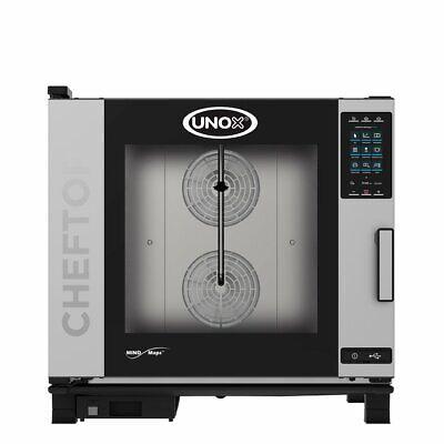 Unox Xavc-06fs-gpr Gas Combi Oven
