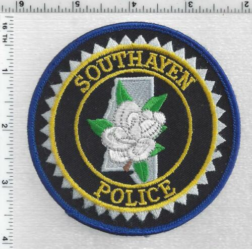 Southaven Police (Mississippi) 1st Issue Shoulder Patch