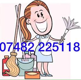 Available Cleaner & Ironing From £ 11 .00 p/ hours.