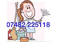 Available Cleaner & Ironing From £ 10.00 p/ hours. Minimum 2 hours
