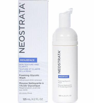 NeoStrata Resurface Foaming Glycolic Wash 20 Bionic AHA / PHA - 125 ml / 4.2 oz ()