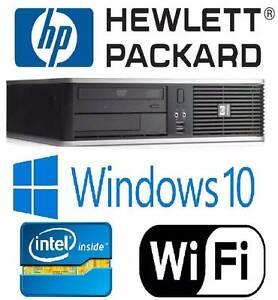 DESKTOP COMPUTER, WINDOWS 10, INTEL,WIFI, 4GB RAM Ringwood Maroondah Area Preview