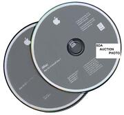 Mac OS x Tiger DVD