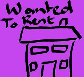 2 bedroom house or flat wanted in kent area