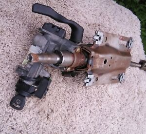 Acura rsx steering column and ignition