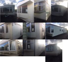 House Build Trade Caravans For Sale many models to view will Deliver