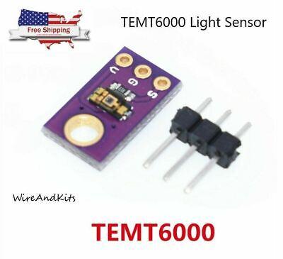 Temt6000 Light Sensor Professional Temt6000 Light Sensor Module - Us Seller