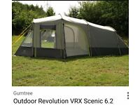 Large 4 men tent we brought it last year to go camping but we what in a caravan in the end