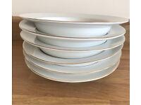 6 soup / desert / breakfast bowls